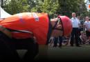 Krajské kolo soutěže v požárním sportu, 18. – 19. 6. 2016, Ostrava [video]
