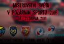 Mistrovství světa v požárním sportu – OSTRAVA 2016  [video]