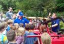 Jivinská koňka na dětském táboře ve Smetanově lhotě [fotogalerie]