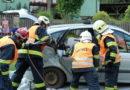 Ukázka vyproštění osob z havarovaného vozidla [video]